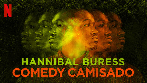 Image result for hannibal buress comedy camisado