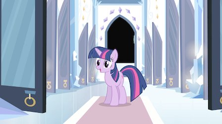 Watch The Crystal Empire, Part 2. Episode 2 of Season 3.