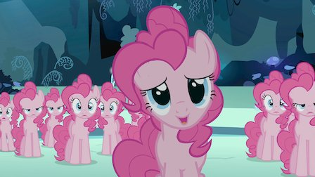 Watch Too Many Pinkie Pies. Episode 3 of Season 3.