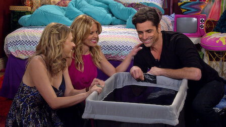 Watch Uncle Jesse's Adventures in Babysitting. Episode 5 of Season 3.