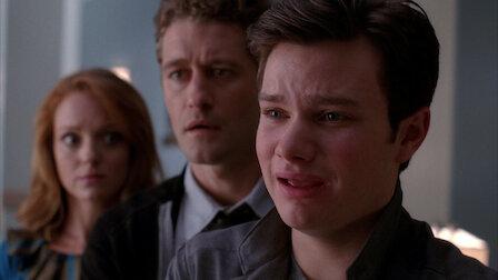 Glee par dating i verkliga livet