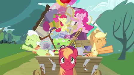 Watch Pinkie Apple Pie. Episode 9 of Season 4.