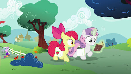 Watch The Cart Before the Ponies. Episode 14 of Season 6.