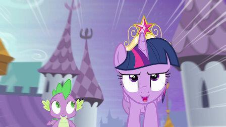 Watch Princess Twilight Sparkle: Part 1. Episode 1 of Season 4.