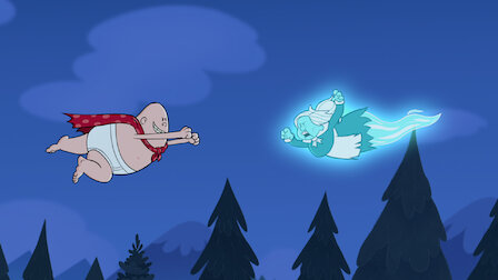 Watch Captain Underpants and the Ghastly Danger of the Ghost Dentist. Episode 9 of Season 3.