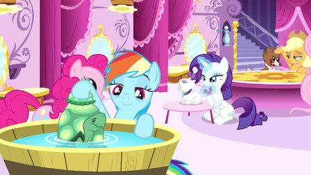 Watch Do Princesses Dream of Magic Sheep. Episode 13 of Season 5.