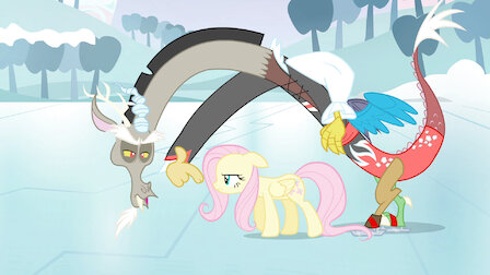 Watch Keep Calm and Flutter On. Episode 11 of Season 3.