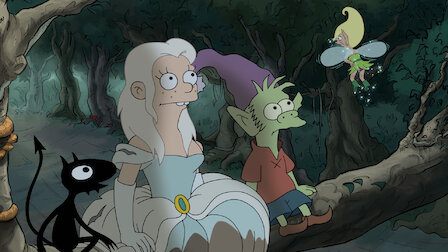 Watch A Princess, an Elf, and a Demon Walk Into a Bar. Episode 1 of Season 1.