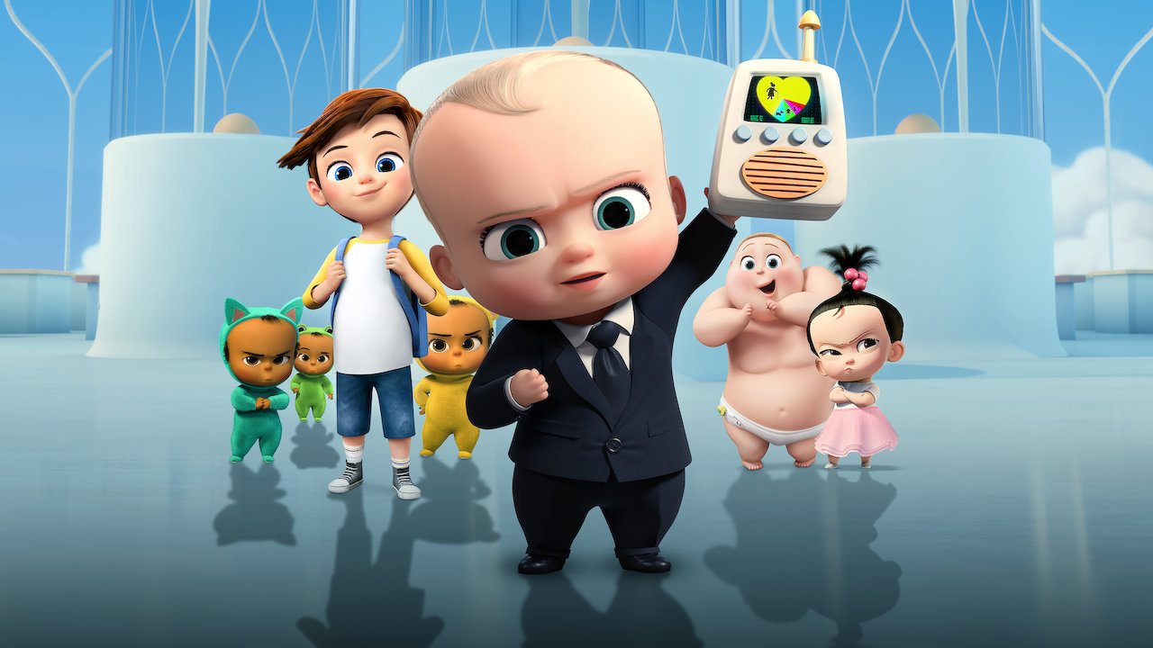info for 2018 sneakers first rate The Boss Baby: Back in Business   Netflix Official Site