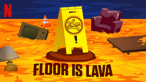 Floor Is Lava