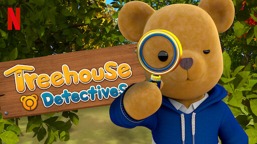 Treehouse Detectives